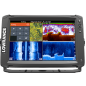 Preview: Lowrance Elite-12 Ti mit TotalScan Mid/High +Structure Scan Geber