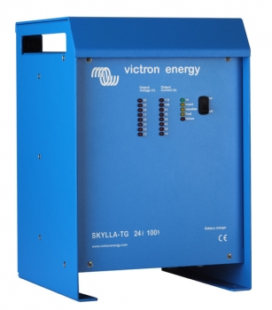 Victron Energy, Skylla TG mit Mikroprozessor