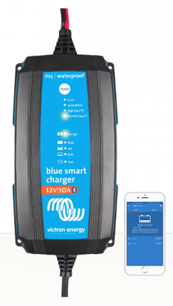 Victron Energy, Bluesmart mit Bluetooth-Verbindung